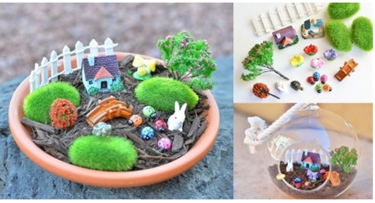 Fairy Garden Kit Retail Stl Mommy