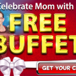 Incredible Pizza Company – Free Buffet For Mom On Mother's Day