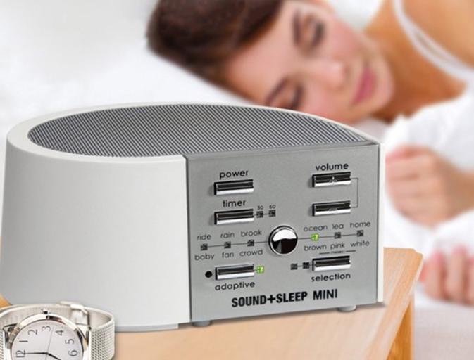 Adaptive Sound Technologies Sound Sleep Mini Sleep