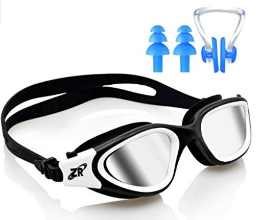 Zionor G1 Polarized Swim Goggles 10 07 Stl Mommy