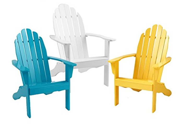 cool living painted adirondack chairs 39 99 retail 99 99 stl mommy