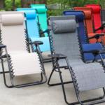 Zero Gravity Lounge Chairs As Low As $31.50 Shipped