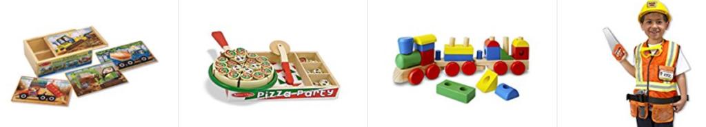Toys From Cabela S : Amazon toy gift card lightning deals melissa doug