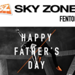 Sky Zone Fenton – Free Admission For Dad On Father's Day