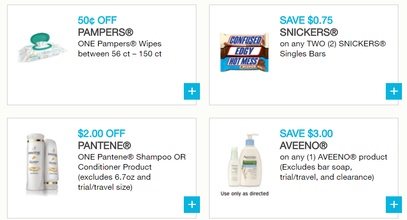 picture regarding Fixodent Coupons Printable named Fresh Printable Discount coupons - Pampers, Dole, Barilla, Snickers +