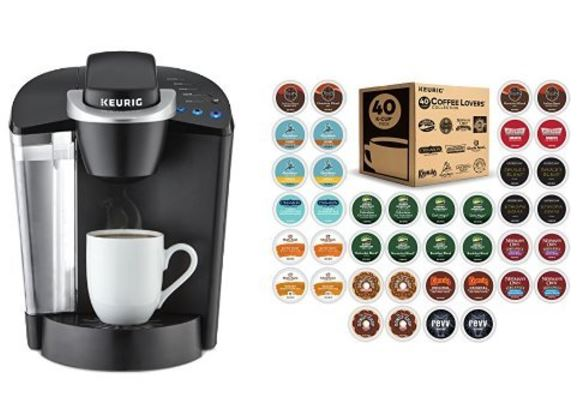 K55 Brewer Amp 40ct Variety Pack Of K Cups 69 99 Shipped