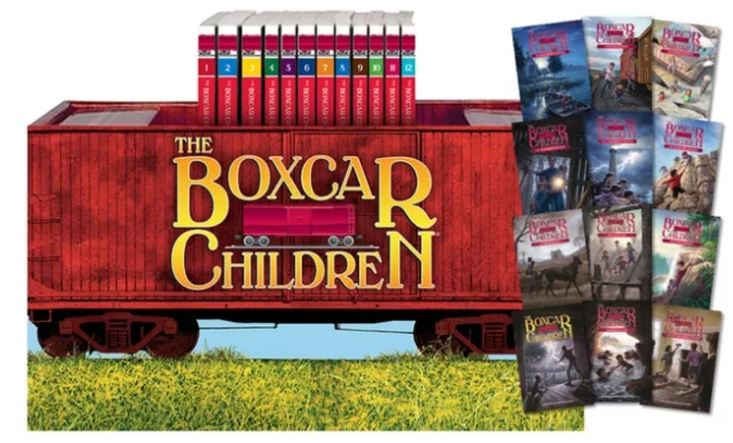 Hot the boxcar children mysteries ebooks 1 12 399 retail today only grab this hot deal on the kindle edition of the boxcar children mysteries books 1 12 for 399 retail 5999 thats just 33 per ebook fandeluxe Document