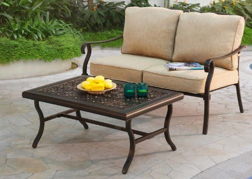 Lowe s Patio Furniture Clearance Patio Conversation Set $248 Retail $4