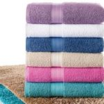 The Big One Solid Bath Towels $3.39 Each (Retail $9.99)