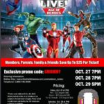 Marvel Universe LIVE! Age of Heroes Discount & Giveaway