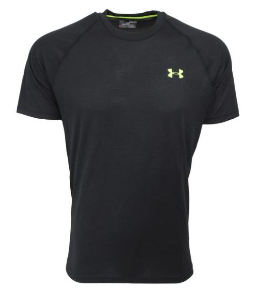 Under armour men 39 s ua tech patterned t shirt 15 shipped for Under armour shirts at walmart