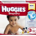 Walgreens – Huggies Jumbo Pack Diapers $4.25 *Print Now*