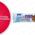 Shop 'n Save – FREE Pure Protein Single Bar