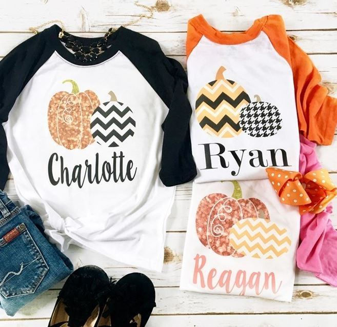 Personalized Halloween Shirts for Kids and Baby $13.99 (Retail ...