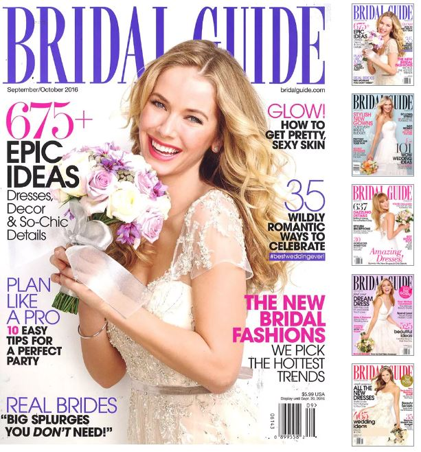 Wedding Magazine Subscriptions: Bridal Guide Magazine Subscription $4.99