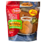 Target – Tyson Chicken Nuggets 29 Ounce Bags Only $2.87 (Reg$5.22)