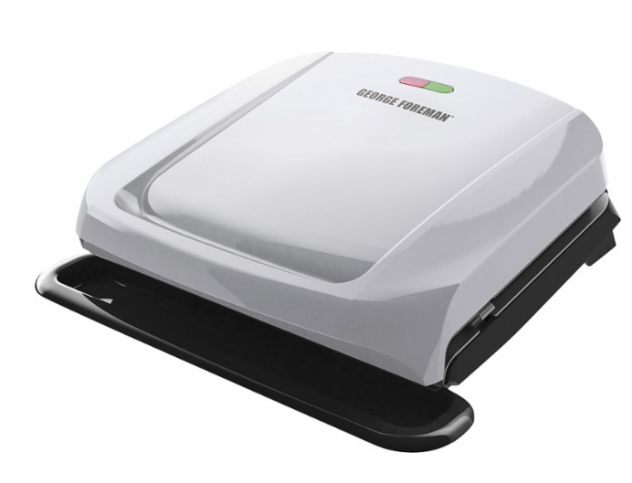 Best buy george foreman electric grill just retail stl mommy - Buy george foreman grill ...