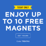 Shutterfly – 10 FREE Customized Photo Magnets Today Only