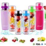 Fruit Infuser Water Bottle 32oz BPA Free $12.99 (Retail $21.99)