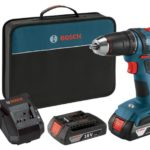 Bosch 18-Volt Lithium-Ion 1/2-Inch Compact Tough Drill/Driver Kit $79 (Retail $159)