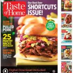 Taste of Home Magazine Subscription $4.99 Per Year