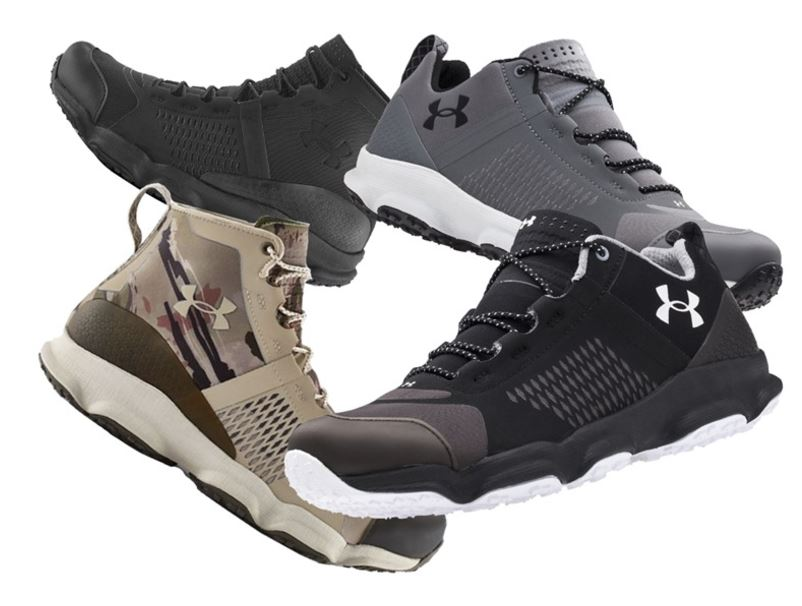 1724bde06fb Under Armour Men's SpeedFit Hike Shoes As Low As $53.99 (Retail $119 ...