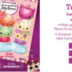 Toys R Us –  L.O.L. Surprise and Num Noms Trading Event + FREEBIE October 21st
