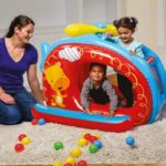 Fisher-Price Helicopter Inflatable Ball Pit $24.99 (Retail $39.99)