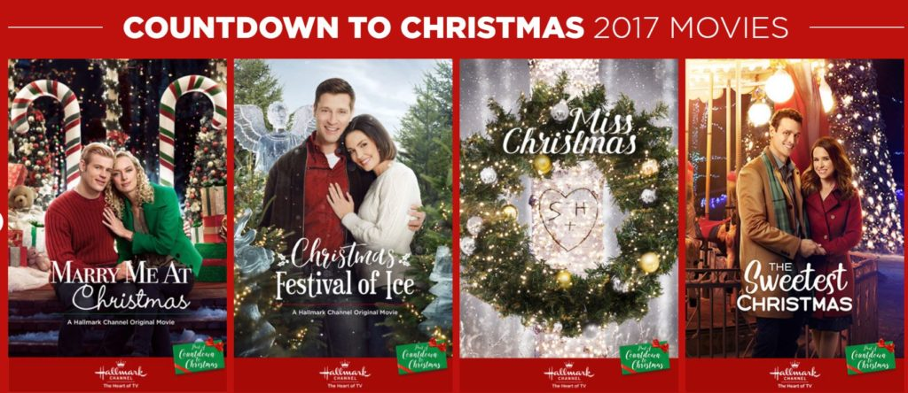 Christmas Festival Of Ice.Hallmark Channel Countdown To Christmas Movie Schedule Stl