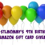 STL Mommy Birthday Giveaway ~ Enter To Win A $50 Amazon Gift Card