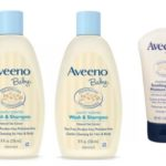 Walgreens ~ Aveeno Baby Products 99¢ Each After Rewards