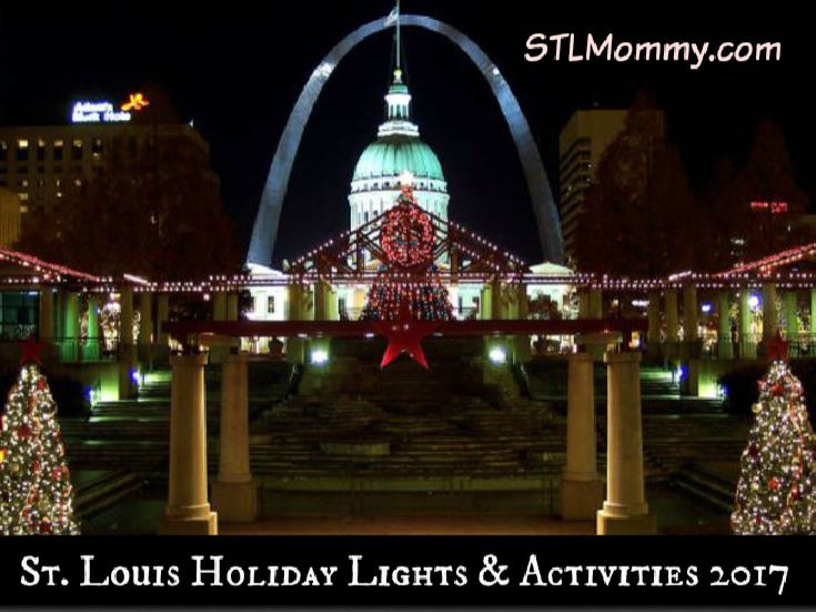 six flags st louis holiday in the park