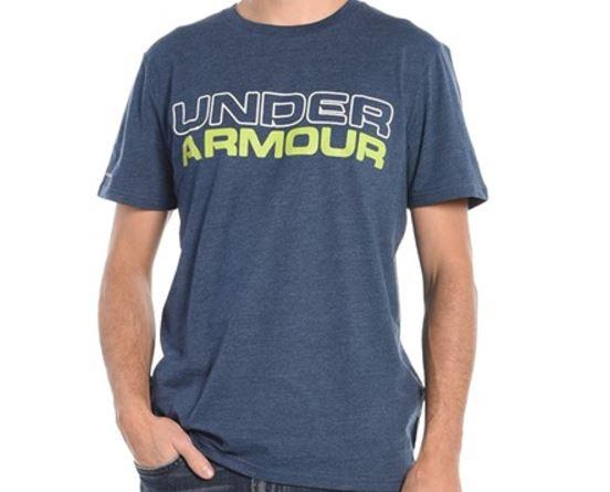 Under armour heat gear men s t shirt retail 39 for Under armour shirts at walmart
