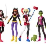 Target Kids Daily Deal – DC Super Hero Girls Action Figure 6-Pack $26.99 (Retail $50)