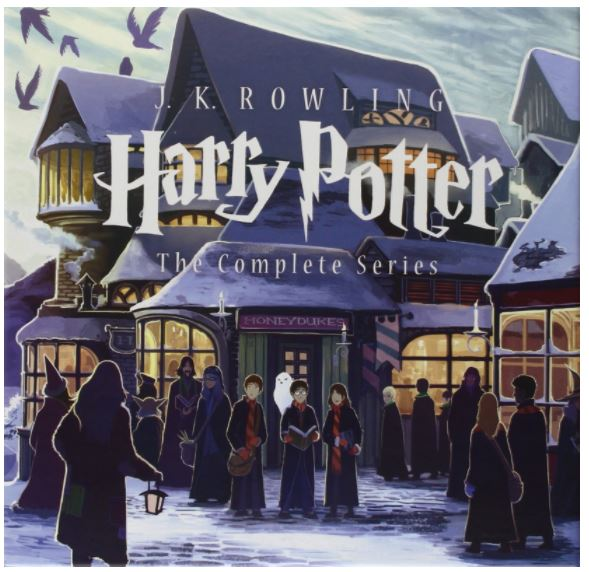 Harry Potter Book Kmart : Harry potter complete book series special edition boxed