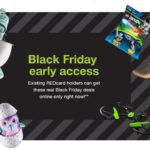Target Black Friday Early Access Deals For RedCard Members *Live NOW*
