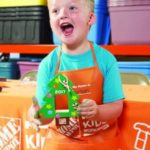 Home Depot Free Kids Workshop November 25th – Build A Tree Picture Frame Ornament