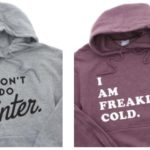 Cozy Slippers and Holiday Hoodies As Low As $14.95 + FREE Shipping