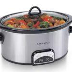 Crock-Pot 4-Quart Programmable Slow Cooker$6.69 (Retail $39.99)
