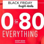 Gymboree Black Friday Sale Live Now – Save Up To 80% Off Everything