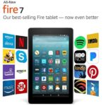 All-New Fire 7 Tablet with Alexa, 7″ Display, 8 GB $29.99 Shipped (Retail $49.99)