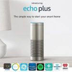 Echo Plus with built-in Hub $119.99 (Retail $149.99)