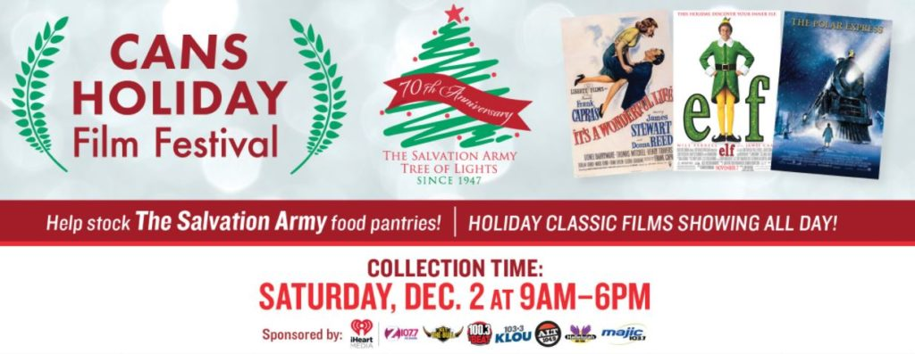 Marcus Wehrenberg Theatres Cans Holiday Film Festival December 2nd ...