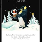 Starbucks For Life Holiday Giveaway