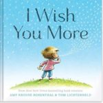 I Wish You More Hardcover Book $5.12 (Retail $14.99)