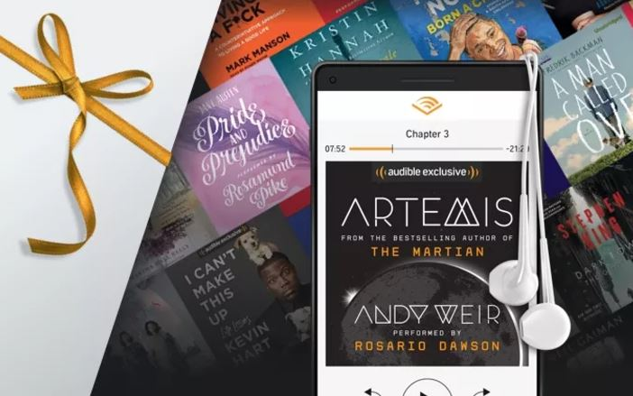 3 Free Audible Audiobooks For New Audible Customers + FREE