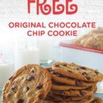 Great American Cookies – Free Original Chocolate Chip Cookie December 4th