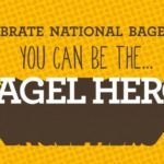 Einstein Bros. Bagels – Week Long Discounts & A Freebie For #NationalBagelDay