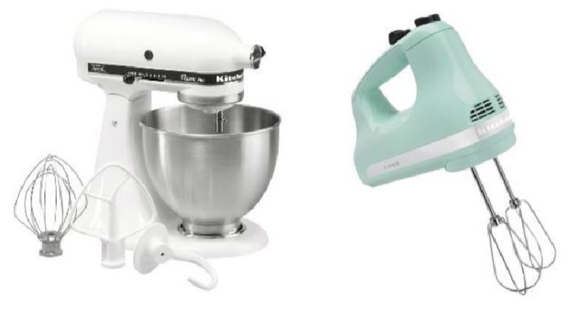 Target Save Up To 20 On Kitchenaid Mixers Attachments
