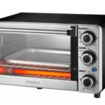 Insignia 4-Slice Toaster Oven in Stainless Steel $19.99 (Retail $59.99)